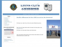 Lions-club-ammersee.de
