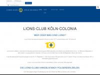 Lions-club-koeln-colonia.de