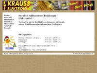 krauss-elektronik.de