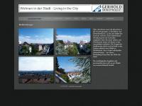 living-in-the-city.de Webseite Vorschau