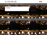 lo-stivale.de Webseite Vorschau