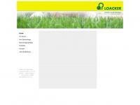 loacker-co.at Webseite Vorschau