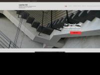 loackerag.ch Webseite Vorschau