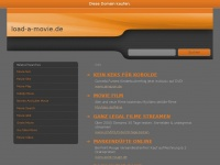 load-a-movie.de Webseite Vorschau