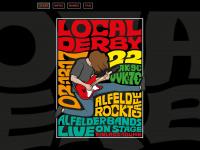local-derby.de Webseite Vorschau
