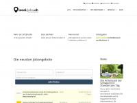 local-jobs.ch Webseite Vorschau