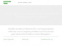 locationteam.de Webseite Vorschau