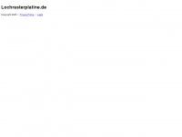 lochrasterplatine.de Webseite Vorschau