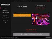 lochness-ethz.ch Webseite Vorschau