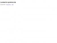 locked-in-syndrom.de Webseite Vorschau