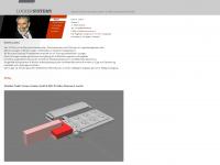 lockersystems.at Webseite Vorschau