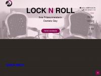 lockn-roll.de Webseite Vorschau