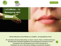 locomotio.de Webseite Vorschau