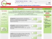 logbay.de Webseite Vorschau