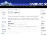 logistik-abc.de Webseite Vorschau