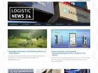 logistik-news24.de Webseite Vorschau