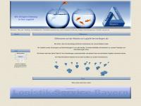 logistik-service-bayern.de Webseite Vorschau