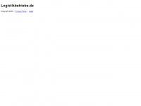 logistikbetriebe.de Webseite Vorschau