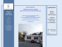 logistiker365.de Webseite Vorschau