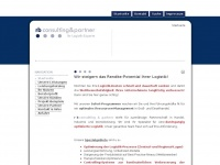 logistikexperte.de Webseite Vorschau