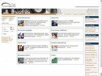logistikjob24.de Webseite Vorschau