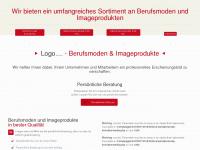 logo-berufsmoden.de Webseite Vorschau