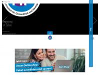 logo-fit.de Webseite Vorschau