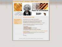 logo-lerntherapie.de Webseite Vorschau