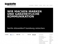 logolotte.de Webseite Vorschau