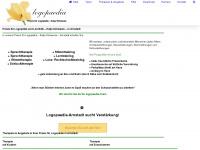 logopaedia.de Webseite Vorschau