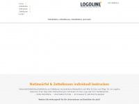 logonotes.de Webseite Vorschau