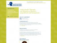 logopaedie-aue-thuss.de Webseite Vorschau
