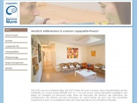 logopaedie-meerbusch.de Webseite Vorschau