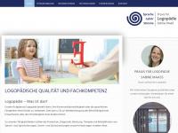 logopaedie-maass.de Webseite Vorschau