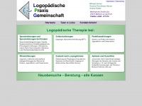 logopaedie-muelheim.de Webseite Vorschau