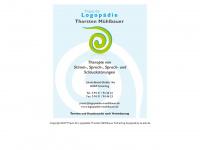 logopaedie-muehlbauer.de Webseite Vorschau