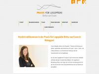 logopaedie-nideggen.de Webseite Vorschau