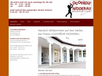 logopaedie-nidderau.de Webseite Vorschau