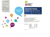 logopaedie-pelzer.de Webseite Vorschau