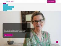logopaedie-pfeil.de Webseite Vorschau