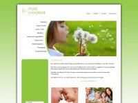 logopaedie-pitzke.de Webseite Vorschau