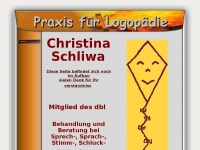 logopaedie-plettenberg.de Webseite Vorschau