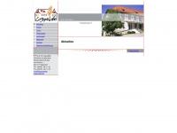 logopaedie-trabelsdorf.de Webseite Vorschau