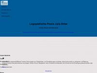 logopaedie-unna.de Webseite Vorschau