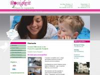 logopaedie-waltrop.de Webseite Vorschau