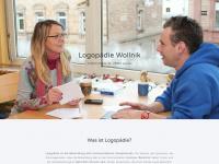 logopaedie-wollnik.de Webseite Vorschau