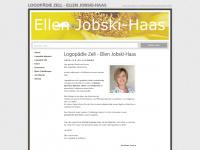 logopaedie-zell.de Webseite Vorschau