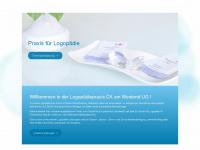 logopaedie-westend.de Webseite Vorschau