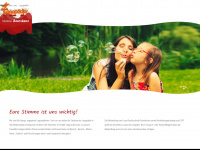 logopaediepraxis-krefeld.de Webseite Vorschau