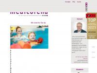 medicoreha.de Webseite Vorschau